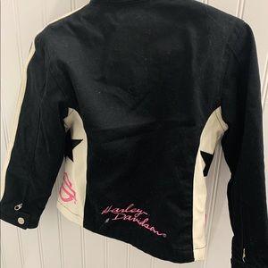 Harley-Davidson Jackets & Coats - Girls Harley Davidson jacket